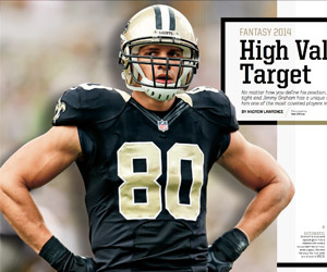 The devastating Jimmy Graham