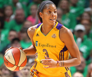 At last, Candace Parker wins one for Pat (SI.com)