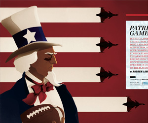 Sports and the military (Sports Illustrated)