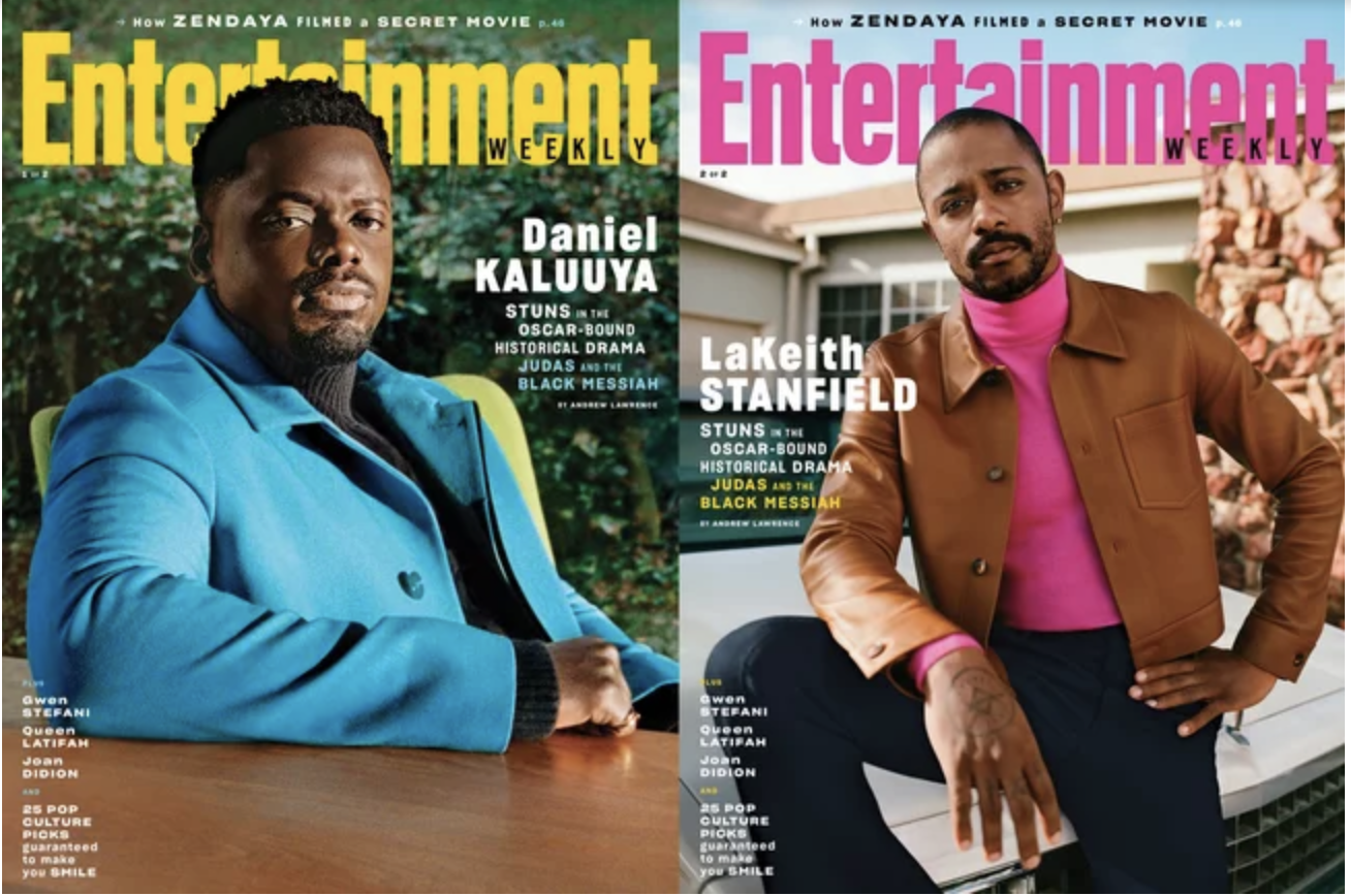 """What Daniel, LaKeith Get Out of """"Judas"""" (EW cover story)"""