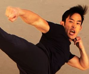 """""""Once Upon a Time""""... Mike Moh was Bruce Lee (Men"""